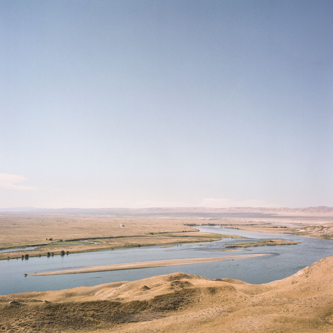 Columbia River - Hanford Reach