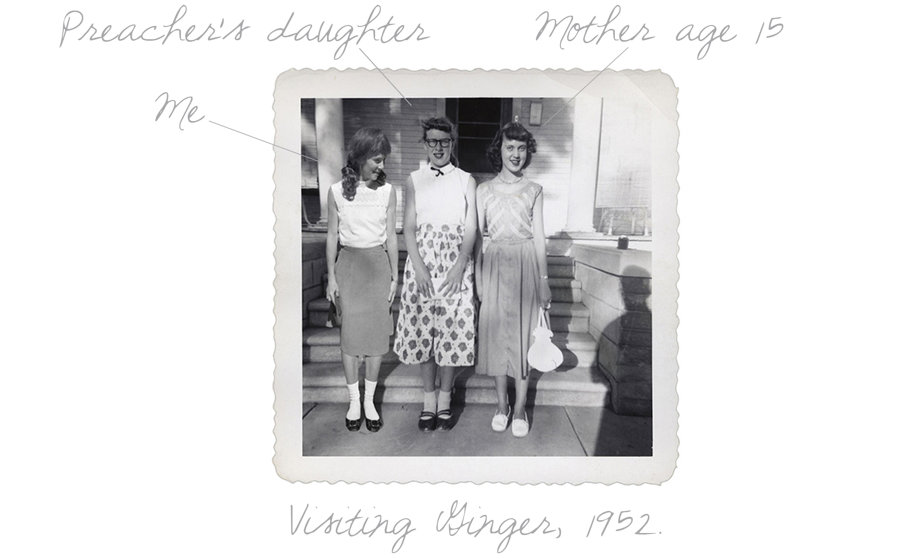 Visiting Nan and Ginger 1952 TXT