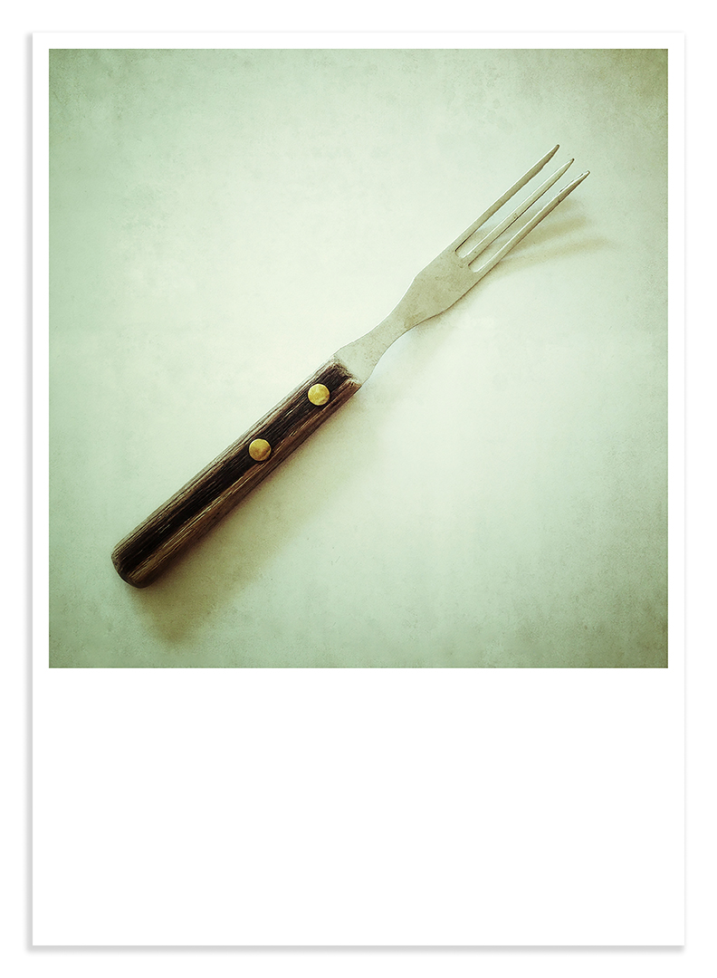 Treasures #16 steak fork