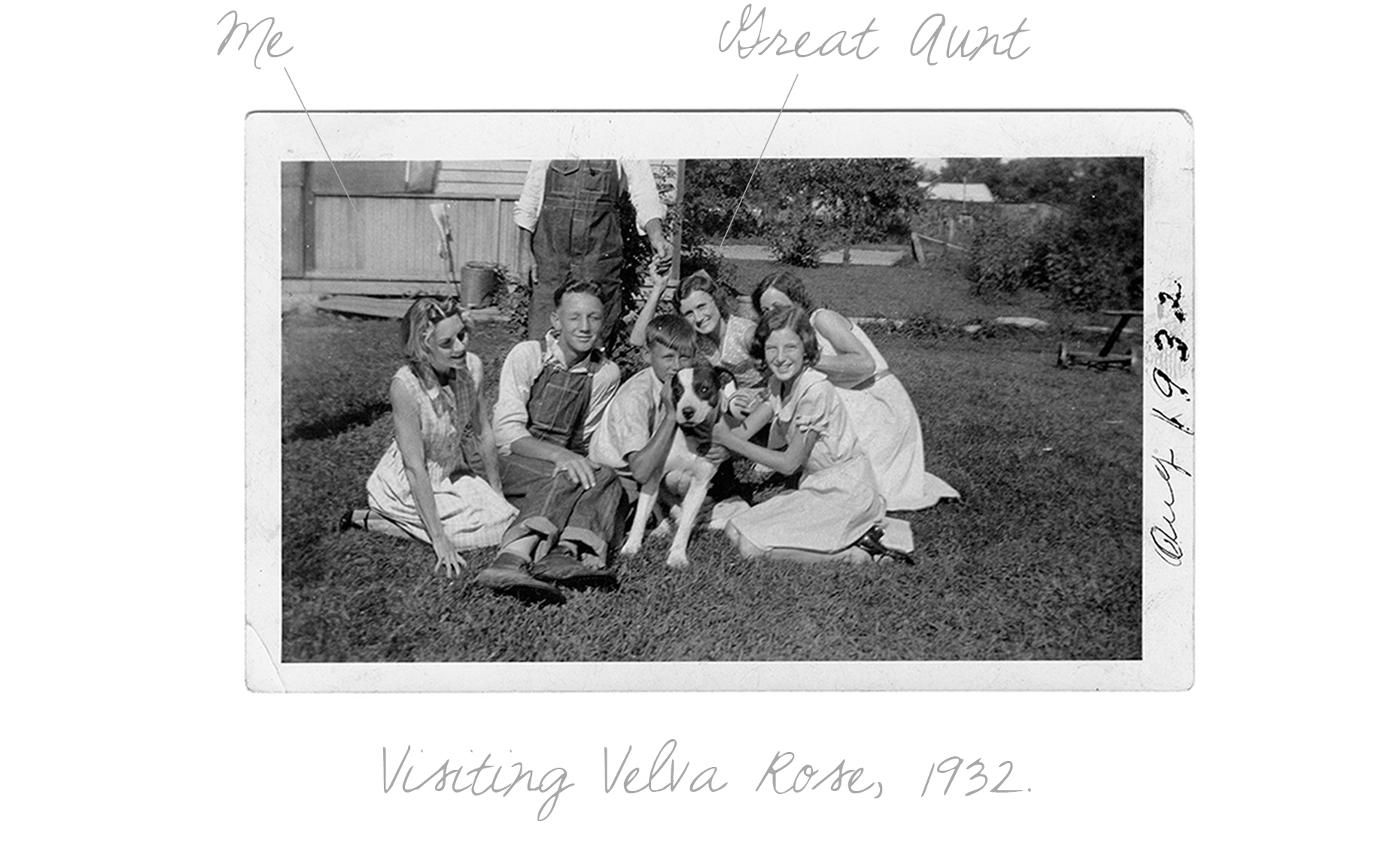 Visiting Velva Rose 1932 TXT