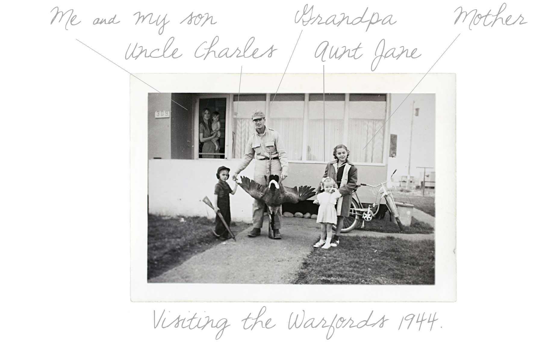 Visiting the Warfords Prefab 1944 TXT